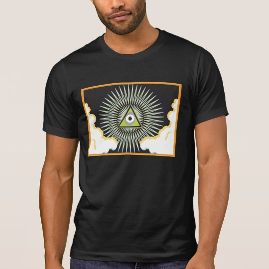 all seeying eye T-Shirt