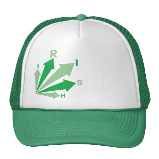 all signs point to IRISH! Mesh Hats