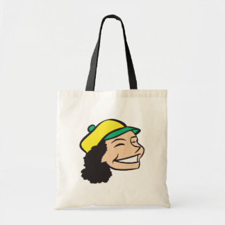 All Smiles Canvas Bags