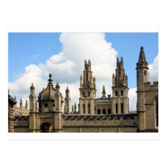 All Souls College, Oxford Postcard