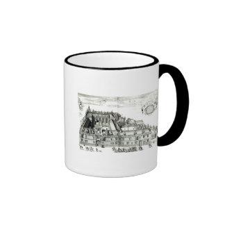 All Souls College, Oxford University, 1675 Coffee Mugs