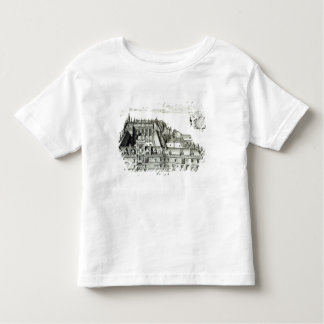 All Souls College, Oxford University, 1675 Toddler T-Shirt