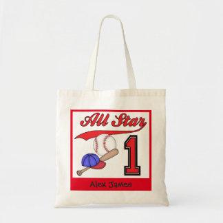 All Star Baseball 1st Birthday