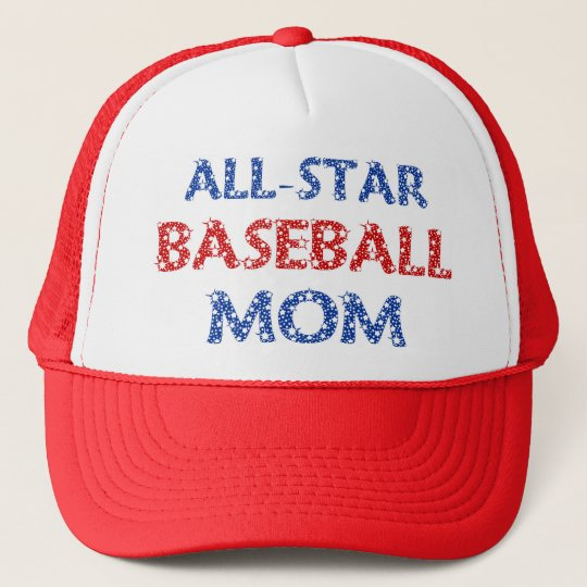 All-Star Baseball Mum Cap