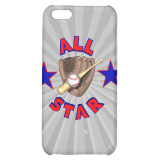 all star baseball player graphic iPhone 5C covers