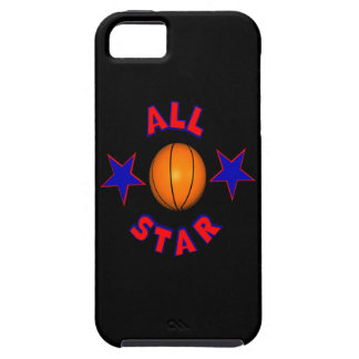 All Star Basketball iPhone 5 Case