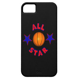 All Star Basketball iPhone 5 Cases