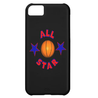 All Star Basketball iPhone 5C Cover