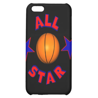 All Star Basketball iPhone 5C Covers