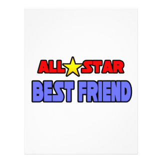All Star Best Friend 21.5 Cm X 28 Cm Flyer