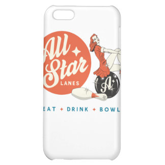 All Star Bowling iPhone 5C Cover