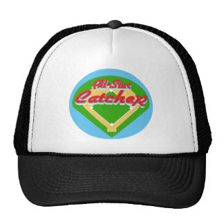 All-Star Catcher Mesh Hat