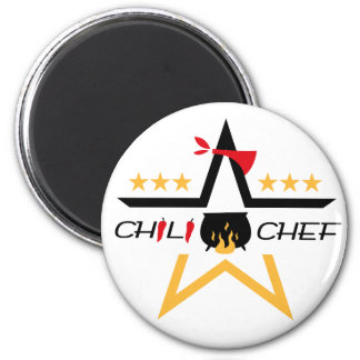 All-Star Chili Chef Magnet