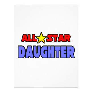 All Star Daughter Flyers