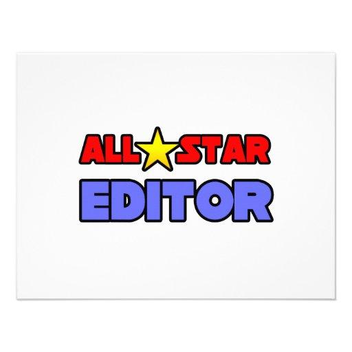 All Star Editor Custom Invite