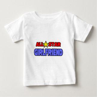 All Star Girlfriend Tshirts