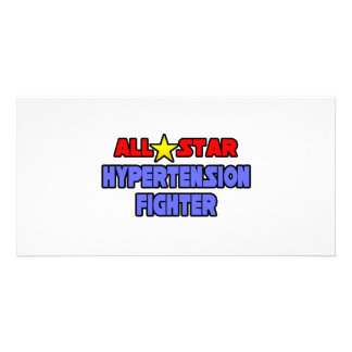 All Star Hypertension Fighter Photo Cards