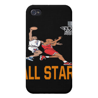 All Star iPhone 4/4S Cover