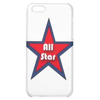 All Star Cover For iPhone 5C