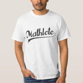 All Star Mathlete Math Athlete T-Shirt