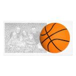 All Star Photocard Basketball Template Photo Cards