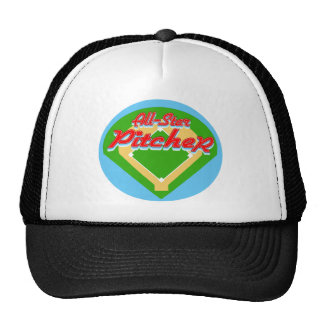 All-Star Pitcher Hats