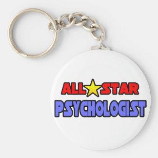 All Star Psychologist Key Chain