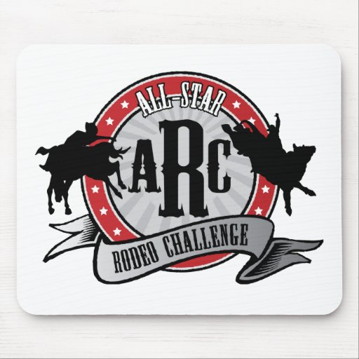 All Star Rodeo Mouse Pad