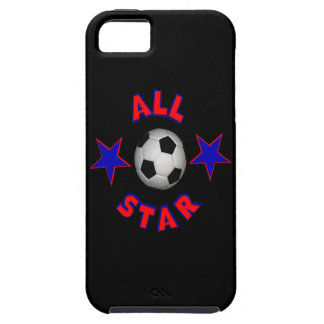 All Star Soccer Case For The iPhone 5