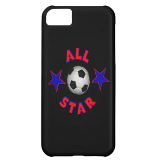 All Star Soccer Case For iPhone 5C