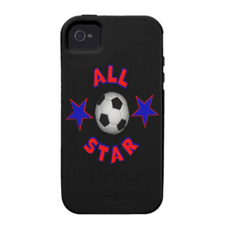 All Star Soccer Case-Mate iPhone 4 Case