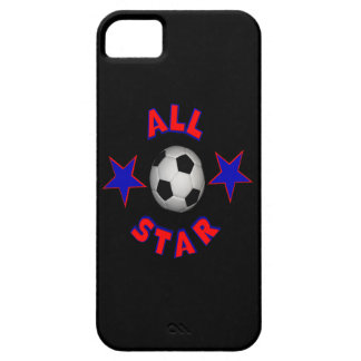 All Star Soccer iPhone 5 Case