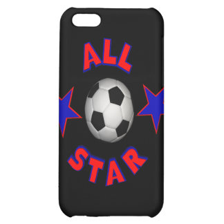 All Star Soccer Cover For iPhone 5C