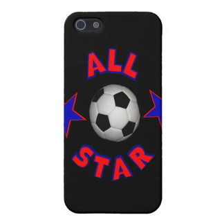 All Star Soccer Cover For iPhone 5