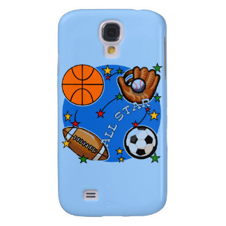 All Star Sports and Gifts Galaxy S4 Case