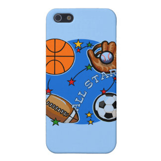 All Star Sports and Gifts Case For iPhone 5