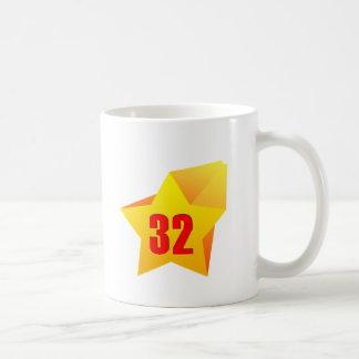 All Star Thirty Two years old! Birthday Mug