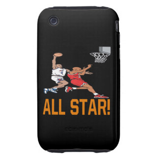 All Star Tough iPhone 3 Cover