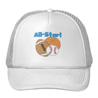 All Star Tshirts and Gifts Trucker Hat