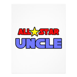 All Star Uncle Flyer