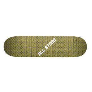 "All Stars 7-3/4"" Skateboard Deck"