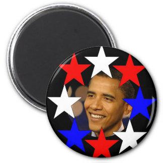 ALL STARS OBAMA Commemorative 6 Cm Round Magnet