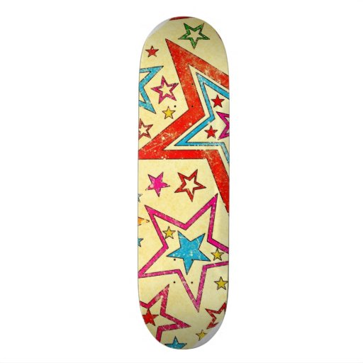 All Stars Skate Board Decks