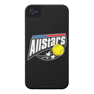 All Stars Tennis Case-Mate iPhone 4 Cases