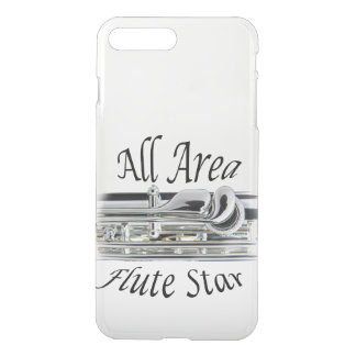 All State Area Flute Player Iphone, , iPhone 7 Plus Case