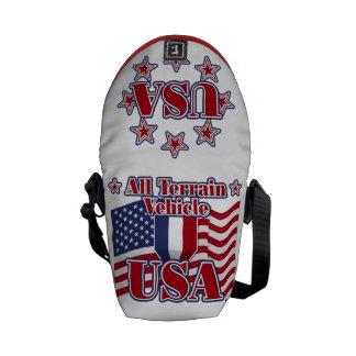 All Terrain Vehicle USA Commuter Bag