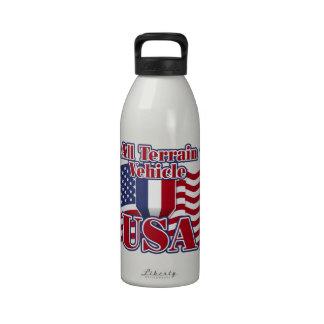 All Terrain Vehicle USA Reusable Water Bottles