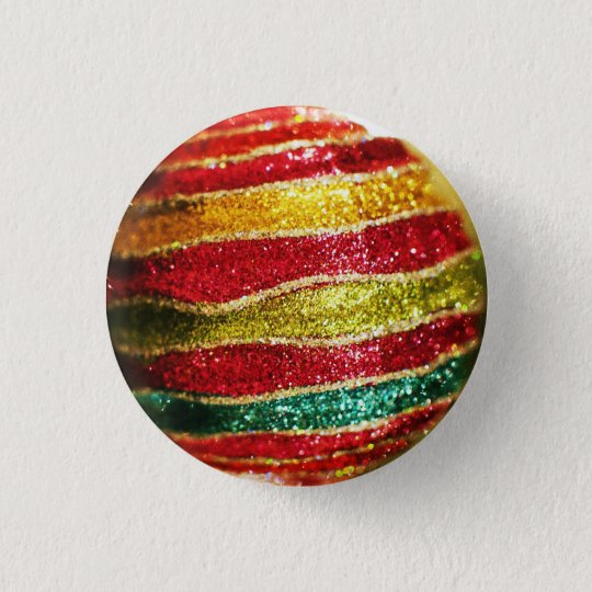 All That Glitters 3 Cm Round Badge