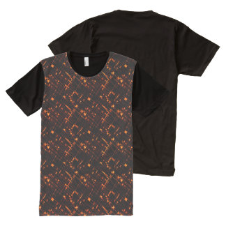 All That Glitters All-Over Print T-Shirt