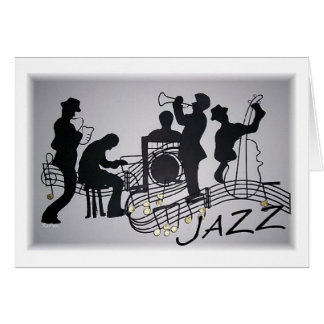 All that Jazz Card